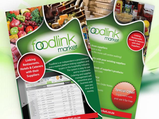 Foodlink Market flyer