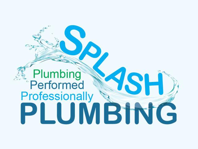 Splash Plumbing logo